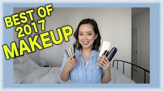 MOST USED / BEST MAKEUP OF 2017 | Yearly Beauty Favs