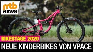 BikeStage 2020 – Vpace: Max, Moritz und Danny – Kinderbikes aus Ravensburg