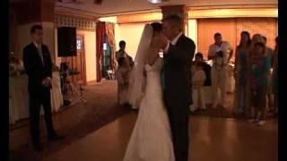 Танец невесты с отцом