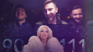 SHIRIN DAVID   ICE | Carpool Reaktion Mit Mois, Inscope21 & Tim