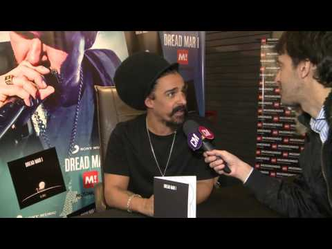 Dread Mar I video El arte saca...(Entrevista CM) - Mayo 2016