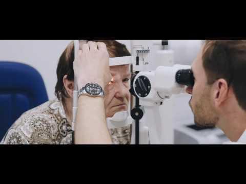 Поле зрения глаз человек