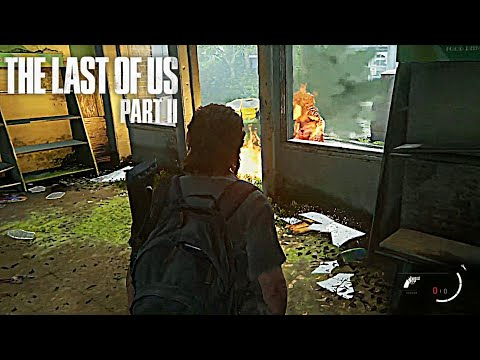 THE LAST OF US 2: FULL GAMEPLAY DEMO FIRST LOOK - No Commentary
