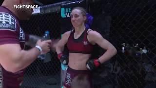 WOMEN MMA_Битва на Волге 10_Валицек VS Дышекова
