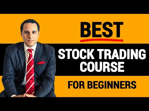 The Best Stock Trading Course (For Beginners) - YouTube