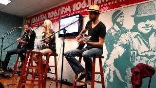 "Danielle Bradbery- ""Who I Am"" (Live)"