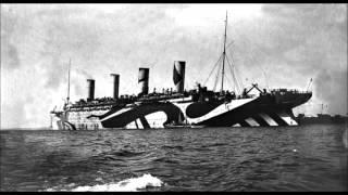 Naval Camouflage of WW1 and WW2 (Razzle Dazzle)