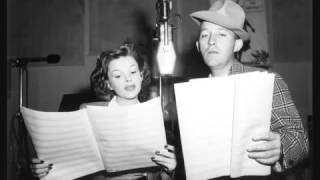 Judy Garland & Bing Crosby - Amateur Songwriters