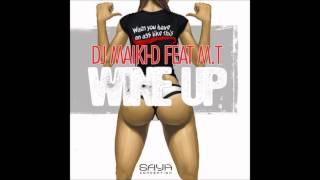 RDX JUMP Rmx DJ Maiki-D feat M.t wine up bouge tes fesses
