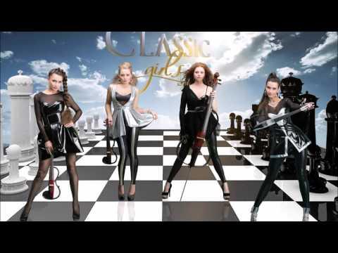 """А. Вивальди  """"Времена Года"""" - Зима в исполнении струнного квартета """"Classic-Girls"""""""