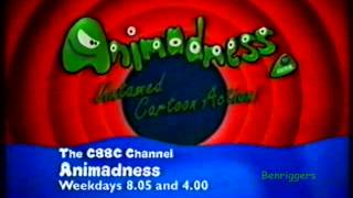 CBBC One In-vision Continuity 4th February 2003