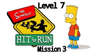 The Simpsons. Level 7 - mission 3