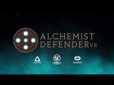 Alchemist Defender VR - Gameplay Trailer thumbnail