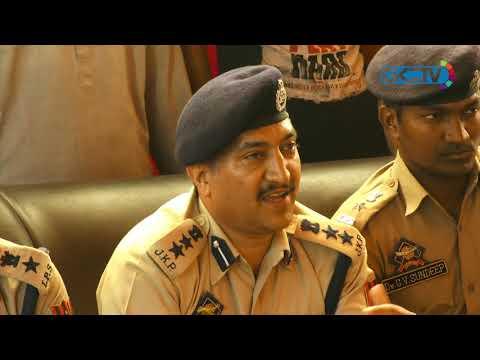 Three OGWs aspiring to become militants held: SSP Srinagar