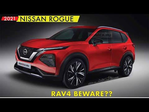 External Review Video LmnnaZmMaMI for Nissan Rogue Crossover (3rd-gen, T33)