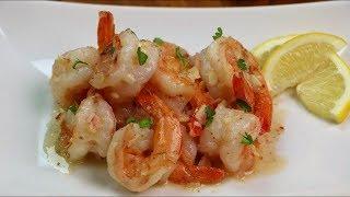 Shrimp Scampi Recipe – How to Make Shrimp Scampi