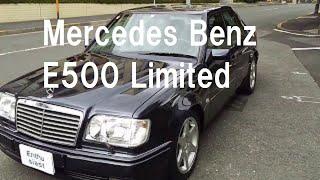 Mercedes Benz E500 Limited