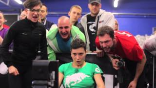 preview picture of video 'Reebok CrossFit Poznan RODEO vol. 1'
