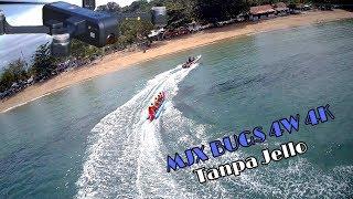Hasil Camera Drone MJX BUGS 4W 4K || Hampir Tanpa Jello