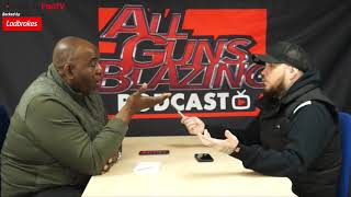Arsene Wenger Is The Teflon Don! | All Guns Podcast ft DT
