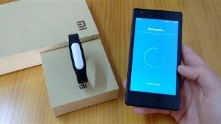 Cómo Sincronizar La Xiaomi Mi Band 1s Con Cualquier Smartphone Android