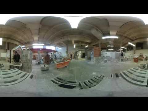 Ateliers de briquetage-maçonnerie 360°