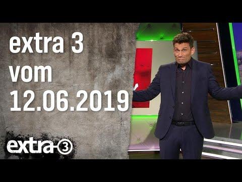 Extra 3 | 12.06.2019 | extra 3 | NDR