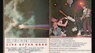 Streetheart-Hollywood/Live After Dark