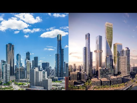 How Will the Skyline of Major Cities Change by 2025?