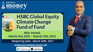 Profitable Mutual Fund Investment | HSBC Global Equity Climate Change Fund