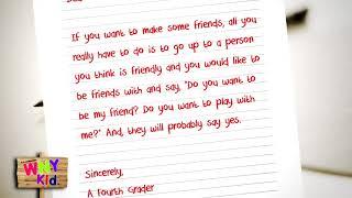 Letters of Advice #4 -Roc 'N B & Friends Segment Sample