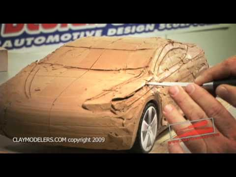 Is purely digital modeling the future for the car industry or is.