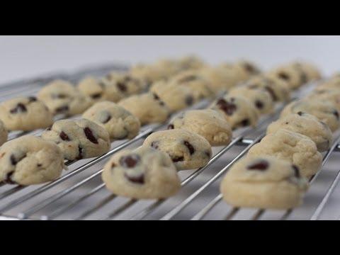 Chocolate Chip Cheesecake Cookie Bites