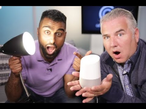 Google Home review – featuring smart light bulbs!