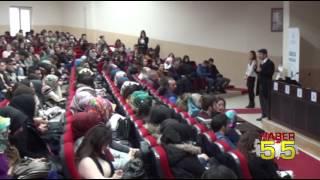 OMÜ'DE İŞARET DİLİ KONFERANSI