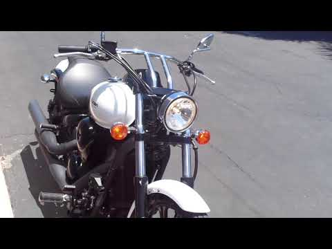 2016 Kawasaki Vulcan 900 Custom in Chula Vista, California - Video 1