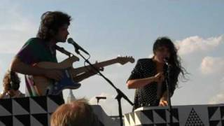 """Beach House """"Norway"""" (new song) @ Williamsburg Waterfront"""