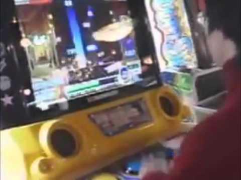 AMAZING!!! Kecepatan Tangan Gamers Jepang !!!
