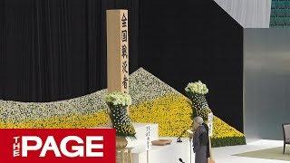 73回目の終戦の日平成最後の「全国戦没者追悼式」2018年8月15日