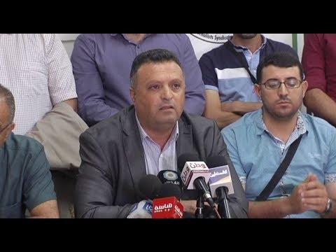 فيديو  الصحافيون: إذا استمر قانون الجرائم الإلكترونية سنُصعد