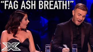 WORST Judges ARGUMENTS And FIGHTS On The X Factor UK | X Factor Global