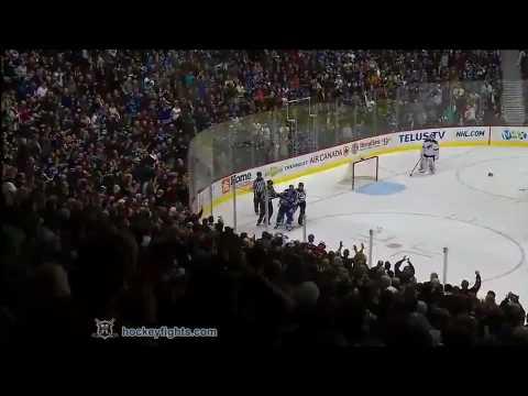 Darcy Hordichuk vs. Paul Bissonnette