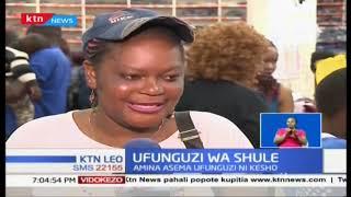 Wanafunzi wanatarajiwa kurudi shule hapo kesho