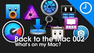 Back to the Mac 002: What's on my Mac? [9to5Mac]
