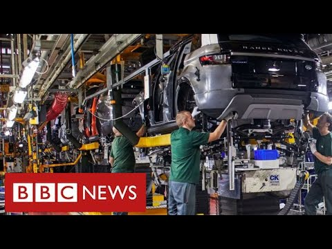 Leaked document suggests UK car industry may face tariffs - even with a Brexit trade deal - BBC News