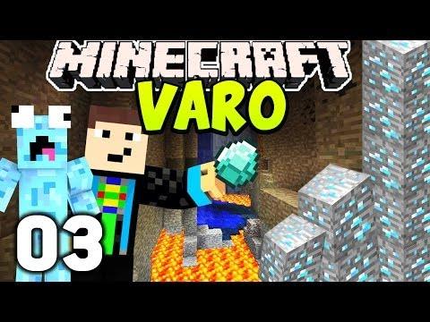 Diamantenfieber Minecraft Varo Ii Ganzokay - Minecraft varo spiele