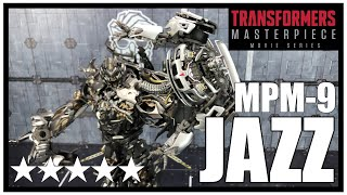 Takara Tomy Transformers Mpm-9 Masterpiece Movie Series Jazz