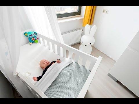 Детская кроватка. Безопасный сон ребенка.