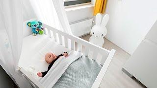 Бортики в кроватку для новорожденных как сделать своими руками