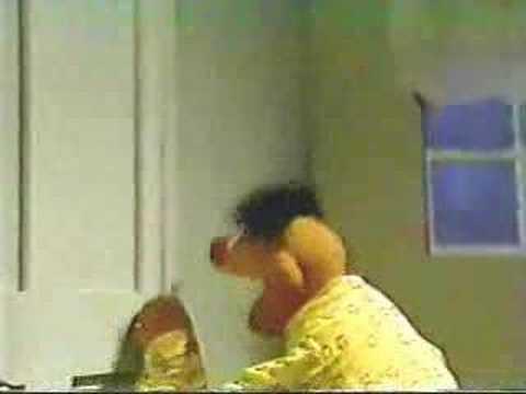 Classic Sesame Street - Ernie calls Bert